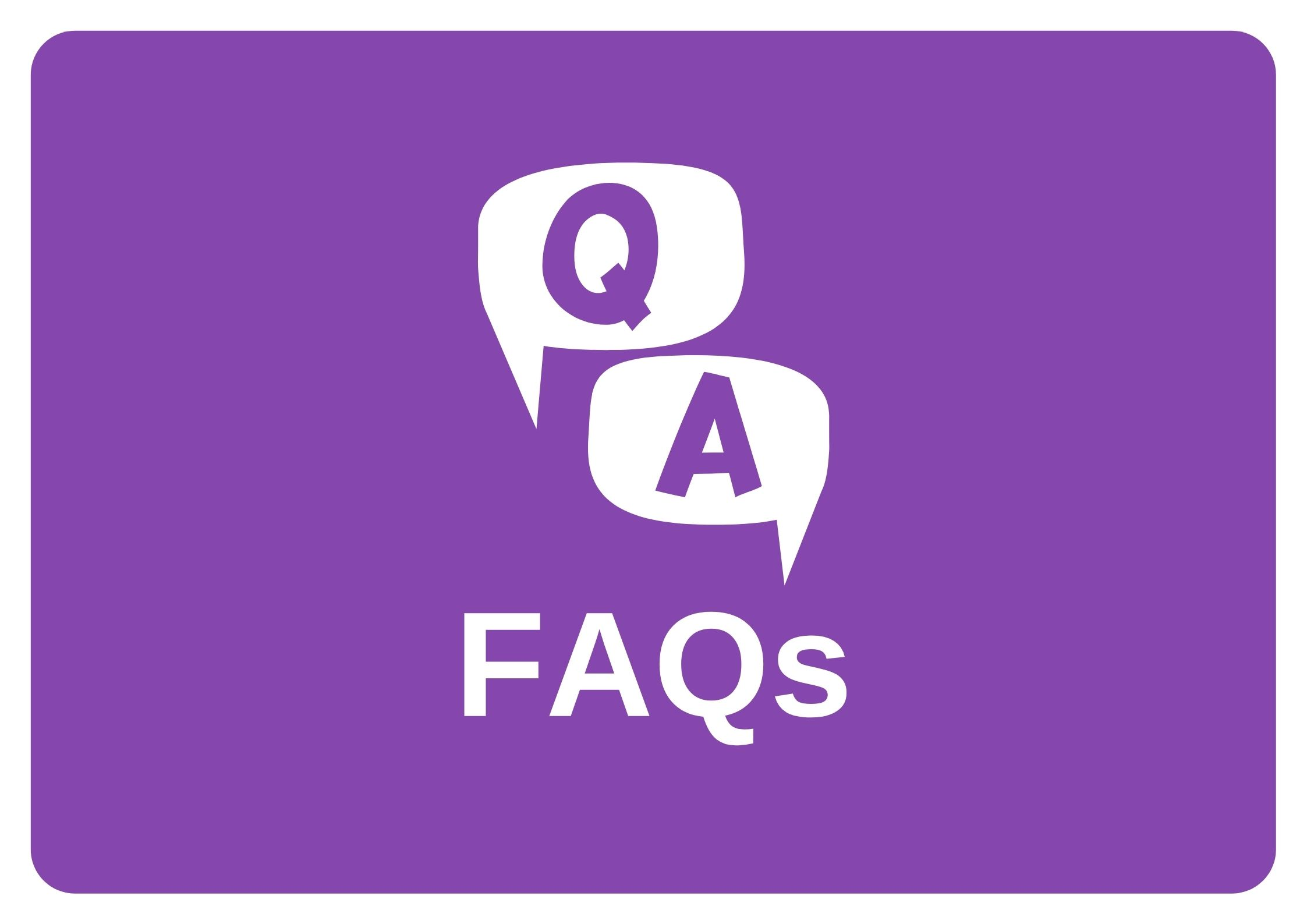 Library frequently ask questions link