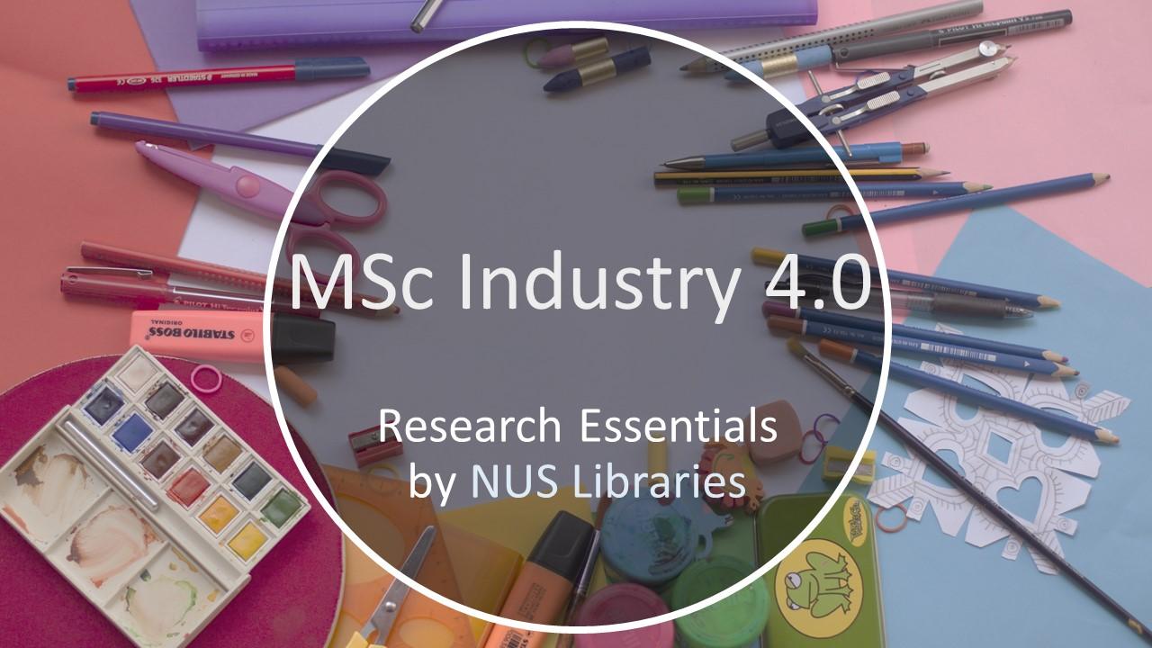 MSc i4.0 cover