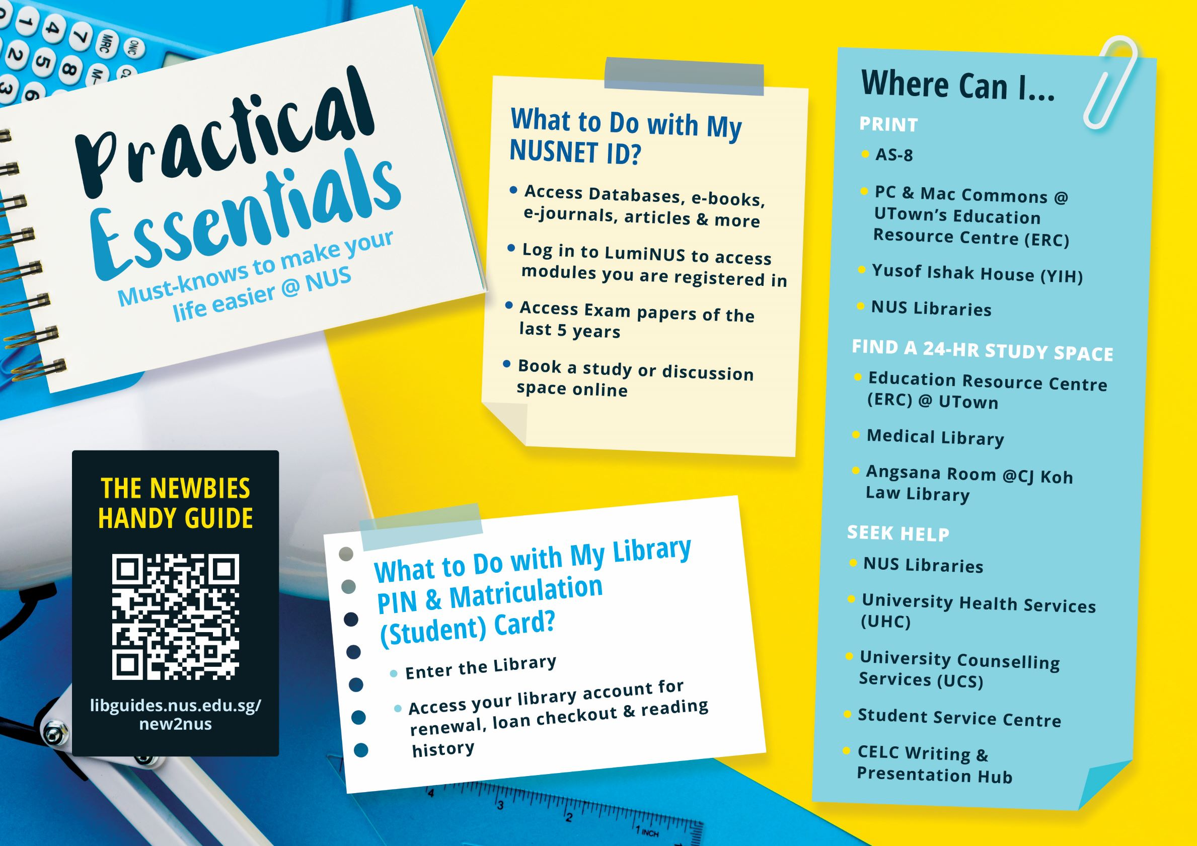 library guide - practical essentials
