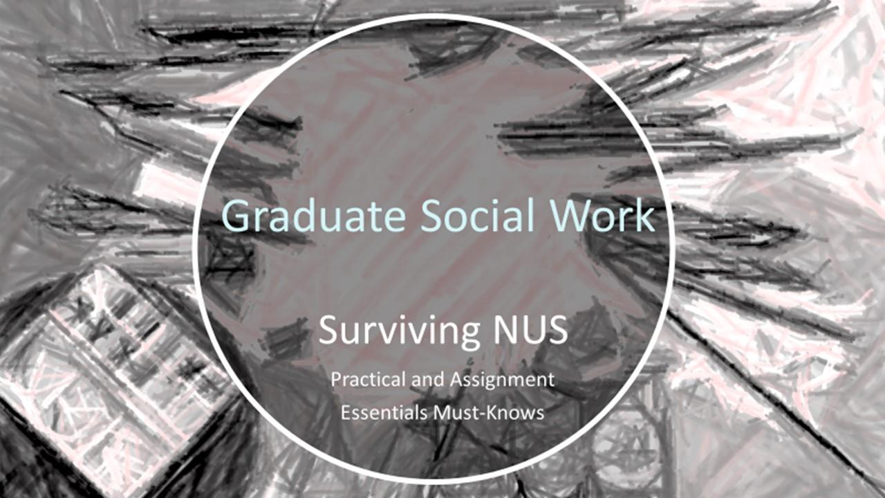 cover slide for social work GD