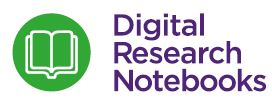 Digital Research Notebooks Logo