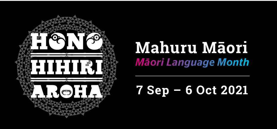 Te wiki o te reo Maori 2021