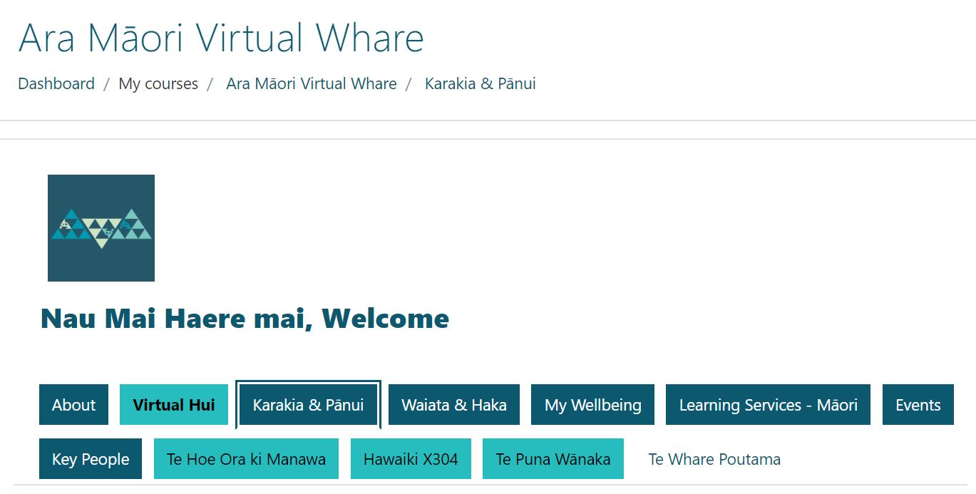 Virtual marae