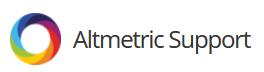 Altmetric support