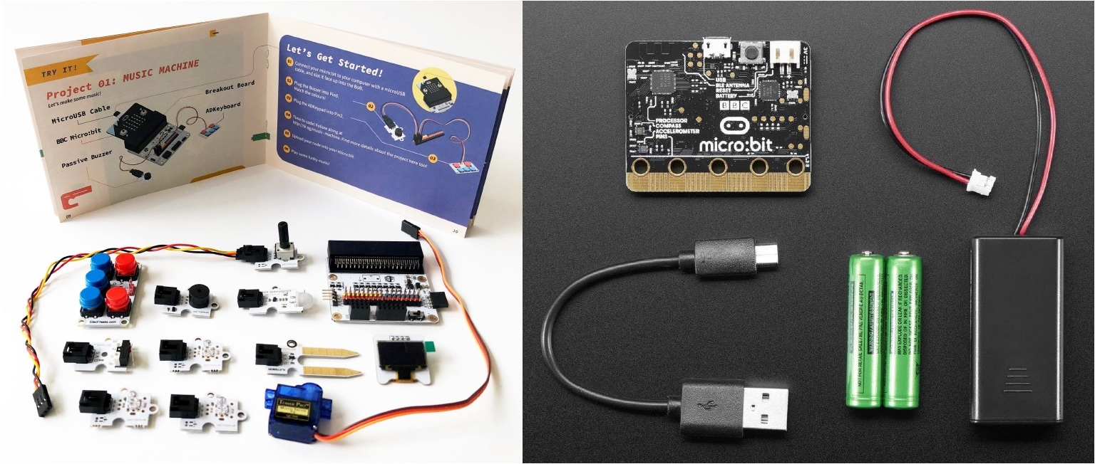 microbit tinker kits