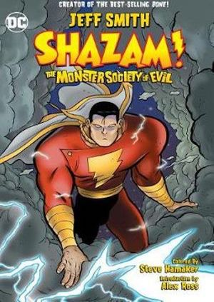 Shazam and the monster society of evil