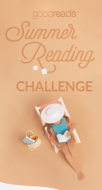 Goodreads summer reading