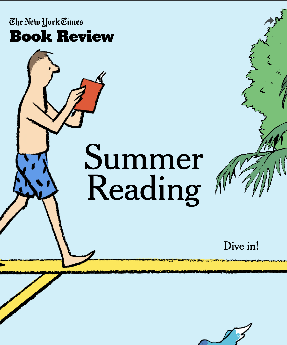 NYT Summer Reading