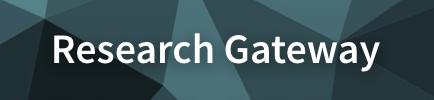 Research Gateway