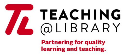 Teaching @Library: Partnering for quality learning and teaching
