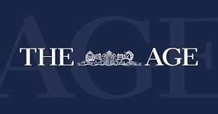 The Age newspaper logo