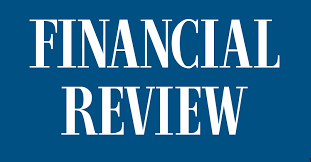 The Financial Review newspaper logo