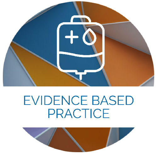 Evidence based practice icon