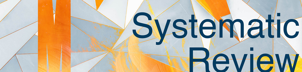 Systematic review banner