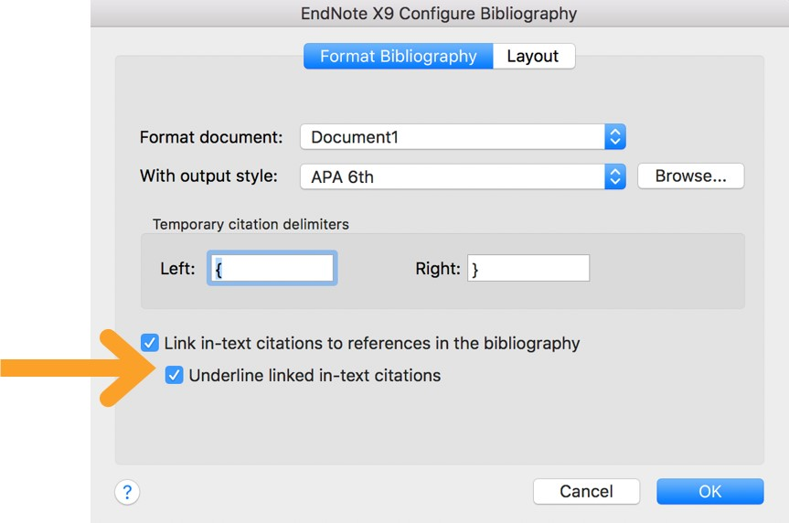 Using EndNote with Word - EndNote - Research Guides at City
