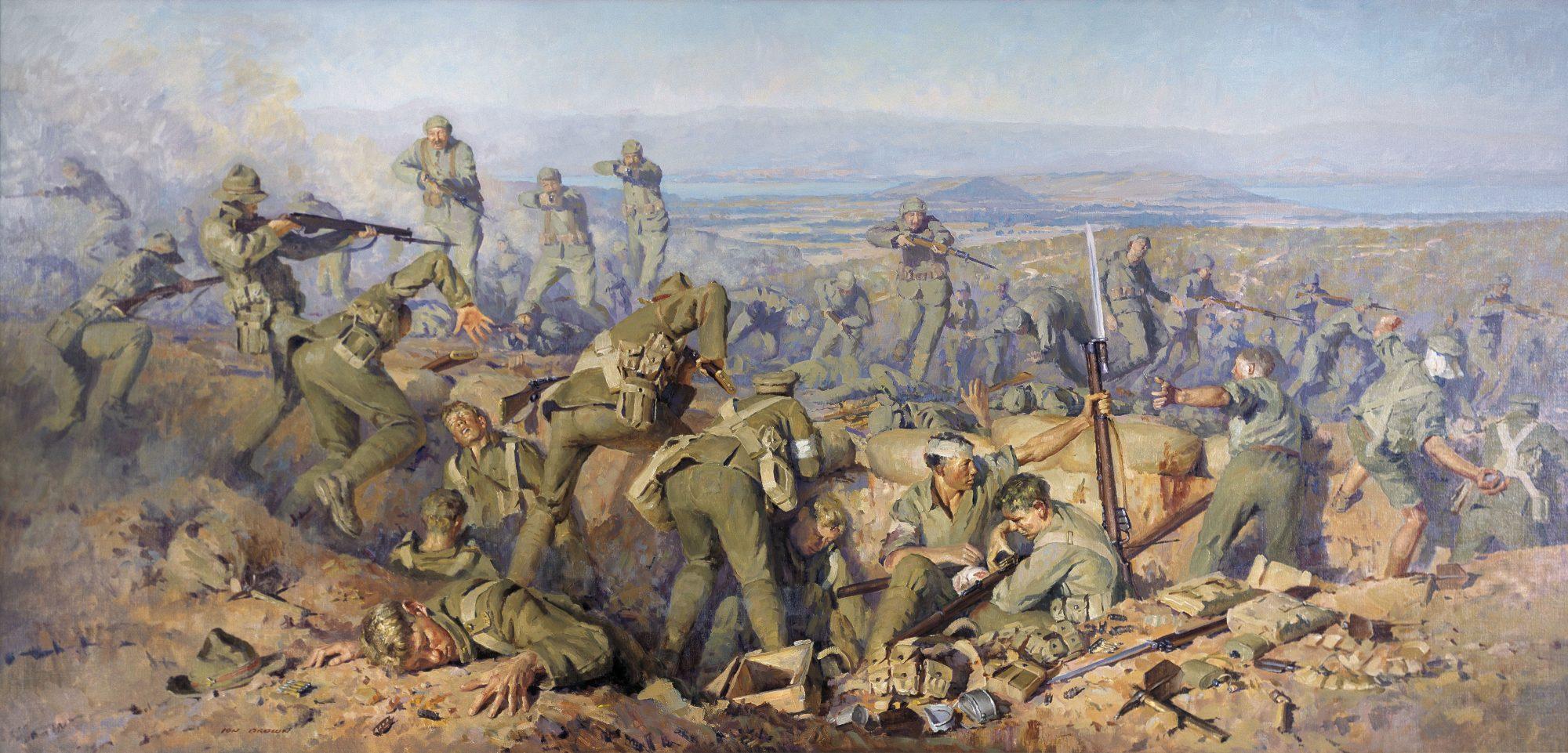 Gallipoli And The Anzac Legend World War I Libguides
