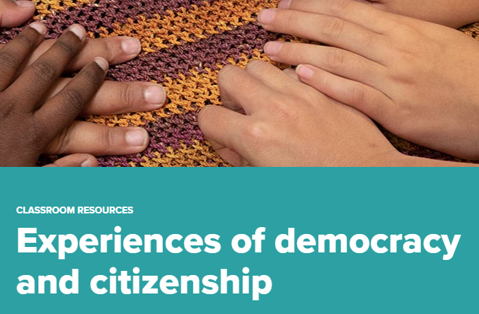 Democracy and Citizenship Resources image