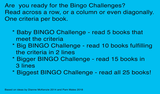 Book Bingo Reading Challenge - Library: Holiday Reading