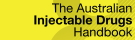 Australian Injectable Drugs Handbook (AIDH)