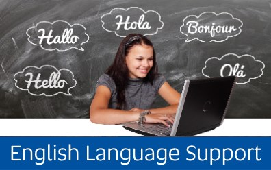 Image to English Language Support tile