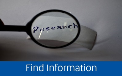 Navigate to the Find Information page within this guide