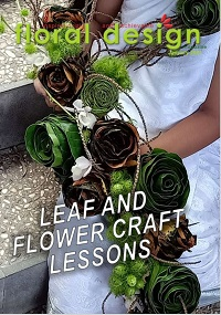 Cover thumbnail Leaf and flower craft lessons - view PDF issue
