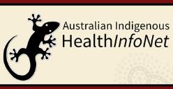Australian Indigenous HealthInfoNet icon
