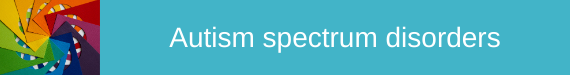 Autism spectrum disorders subject icon