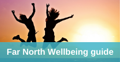 Far north wellbeing guide side column icon