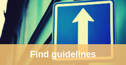 Find guidelines icon