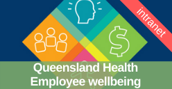 Queensland Health Employee wellbeing QHEPS page