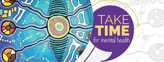 Queensland Mental Health Week website banner logo