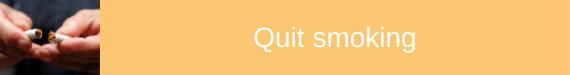 Quit smoking subject icon