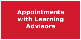 Appoinments qith Learnign Advisors and Subject Librarians