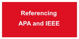 Referencing with APA and IEEE