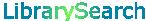 LibrarySearch search box logo