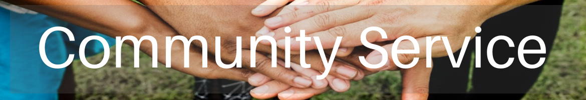 Community Services header image