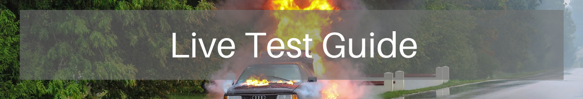 Live Test Guide