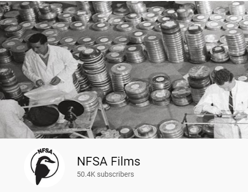 NFSA Films Youtube