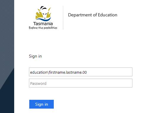 education login