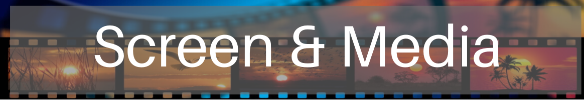 Screen and media header