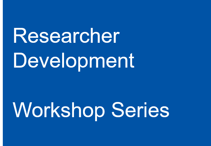 Researcher Development: Thesis by Publication