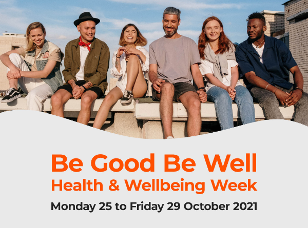 Be Good Be Well Week Promotion