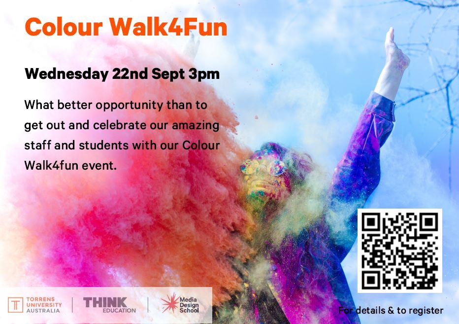 Colour Walk4Fun