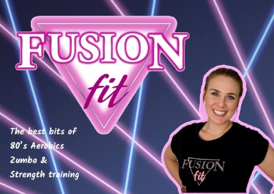 Fusion Fit promotional image