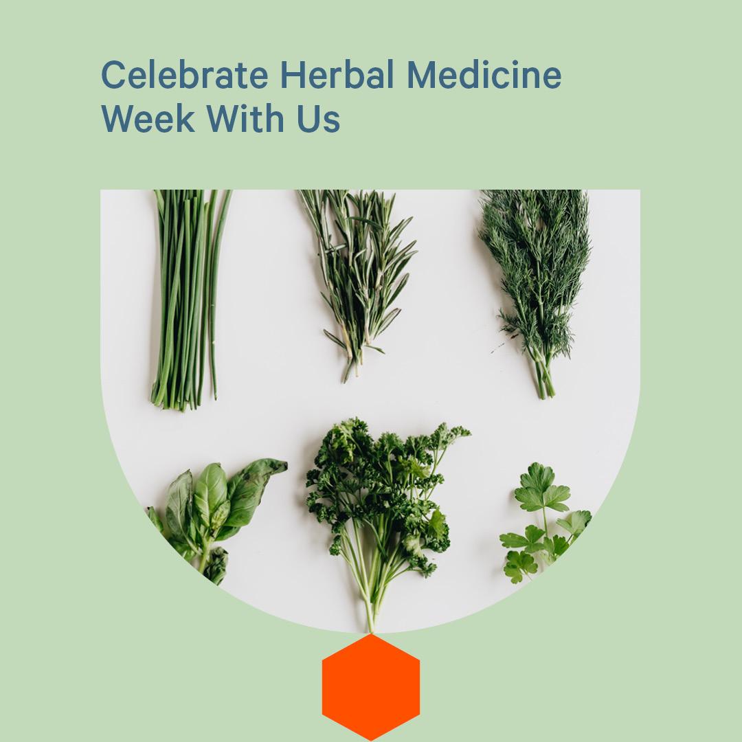 Celebrate Herbal Medicine Week