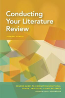 Book cover for: Conducting your literature review