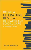 Book cover for: Doing a literature review in health and social care: a practical guide