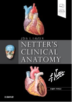 Book cover for: Netter's Clinical Anatomy
