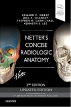 Book cover for: Netter's Concise Radiologic Anatomy